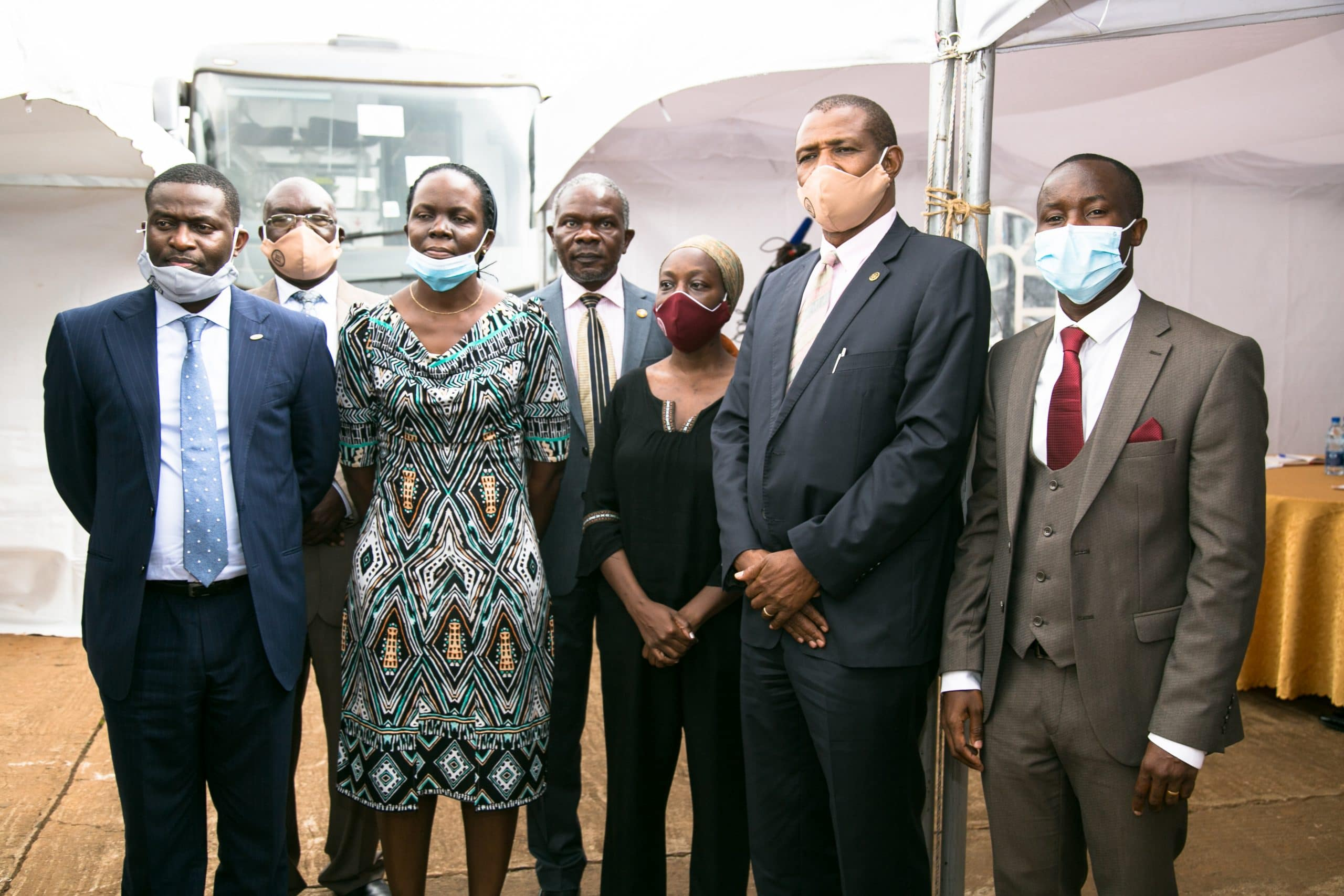 18th Board Inauguration of Engineers Registration Board Uganda,ERB